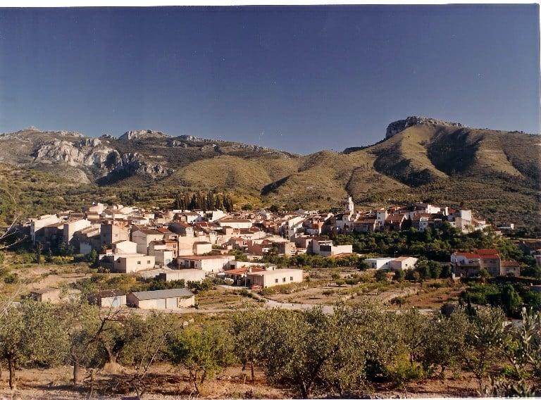 Castell de Castells – Spania